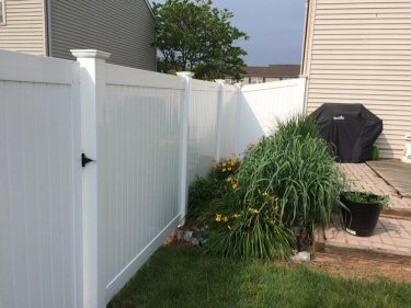 PVC fences from Security Fence Company - Red Lion, PA - offer stable gateposts and much more