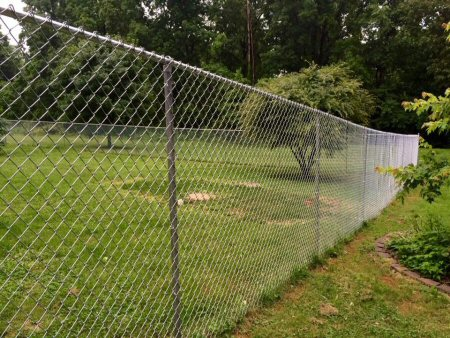 Chain link fencing from Security Fence Company, Red Lion, PA