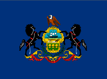 State Flags available at Security Fence Company, Red Lion, PA