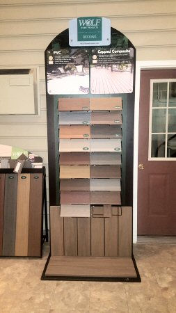 Deck boards and acessories - many colors, styles and sizes - Security Fence Co, Red Lion, PA