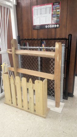 Fence - wooden and chain link - many styles, sizes, colors at Security Fence Co., Red Lion, PA